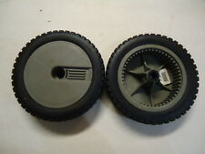 "2 Pack Plastic Self Propelled Drive Wheels for Murray 071133 20-22"" Gear Drive"