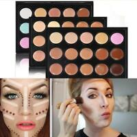 Mini 15 Farben Form Creme Concealer Kit Neutral Makeup Contouring Palette