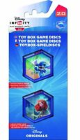 Disney Infinity 2.0 Disney Toy Box Game Discs (Xbox One/PS4/Nintendo Wii U/PS3)