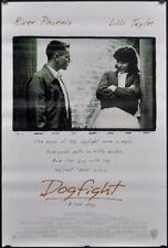 Dogfight 1991 Orig 27X41 NM Film Poster River Phoenix Lili Taylor Nancy Savoca