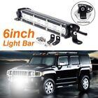 36W 6000K LED Work Light Bar Driving Lamp Fog Off Road SUV Car Boat Truck 4WD