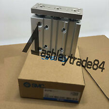 SMC MGPM25-175 Slide Bearing Compact Guide Cylinder New