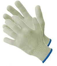 3 PAIRS Cotton Gloves 100% Natural and Professional Safety Inserts