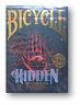 Bicycle - Hidden Playing Cards Poker Spielkarten Cardistry