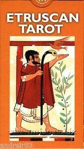 Tarot Cards Etruscan 78 cards + instruction Taro TC124