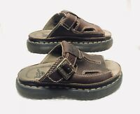 Dr. Martens Air Wair Brown Leather Womens Sandals US Size 4