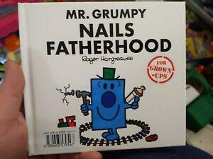 Mr. Grumpy Nails Fatherhood (Mr Men for Grown Ups) by Sarah Daykin Book The