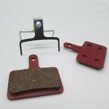 4 Prs Semi-Metal Disc Brake Pads Shimano M08 M05 B01S E01S M08S M05S BS01 M486L