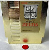 The Legend of Zelda - Gold - | Super Nintendo | NES | gebraucht