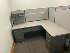 Herman Miller Ao2 Cubicle Office Modular Work Stations 6x6 Amp 6x8s