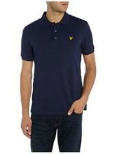 Lyle And Scott Short Sleeve Classic Polo Navy Large TD170 AA 05