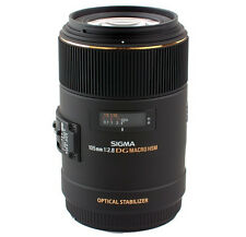 Sigma 2,8 / 105mm EX DG OS HSM MAKRO Nikon-AF Objektiv vom Sigma Fachhändler