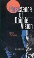 PERSISTENCE OF DOUBLE VISION - NEW PAPERBACK BOOK