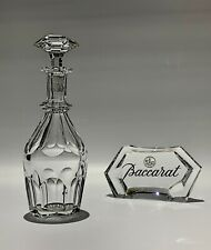 Baccarat Crystal Harcourt Cordial Decanter