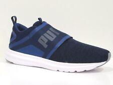PUMA Men s Enzo Strap Knit Sneaker 7737929a8