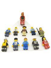Lego Mini Figure Minifigure People Mixed Lot Parts & Pieces Q