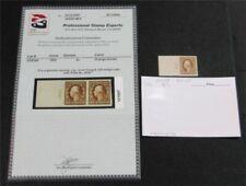 nystamps US Stamp # 346 Mint OG NH $30 PSE Certificate