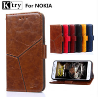 Luxury Flip PU Leather Case For NOKIA 8 5 3 2 9 Card Pocket Wallet Phone Cover