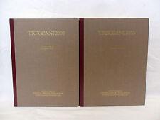 TRECCANI 2000 ALBUM 2 Volumi Enciclopedia Libri Collezione