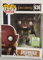 """GRISHNAKH """"Lord of the Rings""""Funko POP! Movies #636 - 2019 Spring Convention..."""