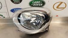 FIAT 500X 2017 NSF PASSENGER SIDE FRONT HEADLIGHT ASSEMBLY 08D7-T1 SEE DAMAGE!