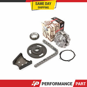 Timing Chain Kit Water Pump for 99-07 Chevrolet Pontiac Oldsmobile Saturn 3.4