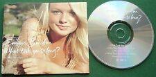 Emma Bunton What Took You So Long Enhanced CD Single