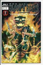 BLOOD & ROSES: FUTURE PAST TENSE # 1 (SKY COMICS, BOB HICKEY, DEC 1993), VF/NM