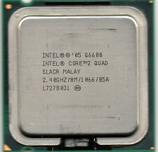 CORE 2 QUAD Q6600 SLACR 2400MHZ 8MB Bus 1066MHZ Socket 775