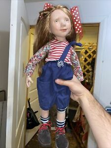 Ann Tina zwergnase doll Germany German Collector Doll Collectible Very Rare
