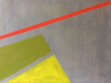 Abstrait huile sur toile anonyme