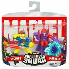 Marvel Superhero Squad - Cyclops & Magneto action figure