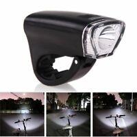 3 Modes 3AA Battery Powered Flashlight Head Light Bicycle Lights Handlebar Lamp
