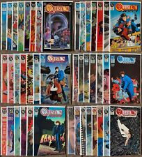 The Question #1-36 + Annuals 1 & 2 + Quarterly #1-5 Complete! DC 1987