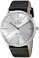 Hamilton American Classic Intra-matic Silver Dial Automatic Men Watch H38755751