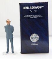 "Corgi Icon James Bond 007 ""Dr. No"" 3"" Figure (2nd Ed) #F04301"