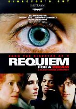 Requiem for a Dream (Dvd, 2001, Unrated) Ws & Full Director'S Cut Brand New