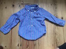 Ralph Lauren Baby Boys Shirt 6 Months