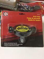 Tools Cache No.51116 Drill Powered Pump