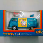 Tomy Tomica Dandy Foreign Car Series F24 Volkswagen Delivery Van Leisure Type