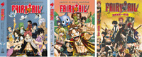 DVD Anime Fairy Tail Complete Series Vol.1-328 End + 2 Movie +  OVA ENGLISH DUB