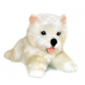 Bocchetta Pookie West Highland Terrier Plush Toy