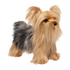 BRENTON the Plush YORKIE TERRIER Dog Stuffed Animal - Douglas Cuddle Toys #2065