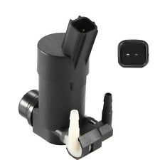 For Ford Focus C-Max MK2 MKII Twin Outlet, #1355124 Windscreen Washer Pump