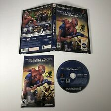 Spider-Man: Friend or Foe PS2 Complete & Tested (Sony PlayStation 2, 2007)