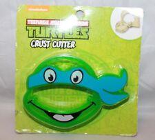 1 X Teenage Mutant Ninja Turtles Tmnt Sandwich Crust Cutter Decruster for Sch.