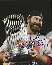 JASON MOTTE signed autographed ST. LOUIS CARDINALS 8X10 photo CHICAGO CUBS PROOF