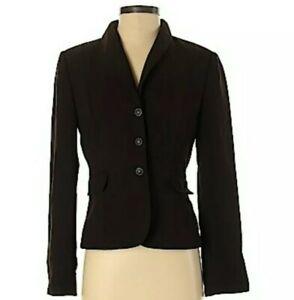 Tahari black/brown blazer, size 4
