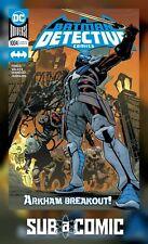 DETECTIVE COMICS #1004 (DC 2019 1st Print) COMIC