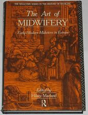 ART OF MIDWIFERY Midwives History Medieval Europe H/B DJ Women History Studies